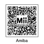 QR Code for Amiba by Eben Frostey