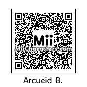 QR Code for Arcueid Brunestud by Eben Frostey