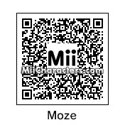 QR Code for Jennifer Mozely by M T T