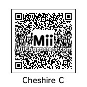 QR Code for Cheshire Cat by Discord