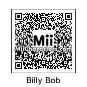 QR Code for Billy Bob Thornton by celery