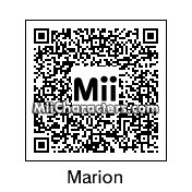 QR Code for Marion Raven by Spider