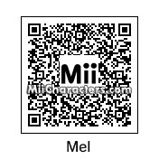 QR Code for Sideshow Mel by M T T