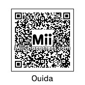 QR Code for Ouida by Jesse Erickson