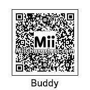 QR Code for Buddy Tyrannosaurus by Kookaman725