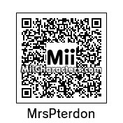QR Code for Mrs. Pteranodon by Kookaman725