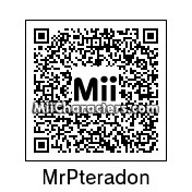 QR Code for Mr. Pteranodon by Kookaman725