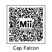 QR Code for Captain Falcon by Great G