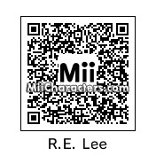 QR Code for Robert E. Lee by Eric