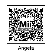 QR Code for Angela Martin by rababob