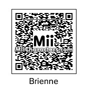 QR Code for Brienne of Tarth by Jani