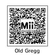 QR Code for Old Gregg by Jani