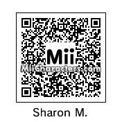 QR Code for Sharon Marsh by Mike 4