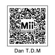 QR Code for DanTDM by Chase2183