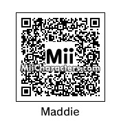 QR Code for Princess Maddie by princessmaddie