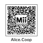 QR Code for Alice Cooper by princessmaddie