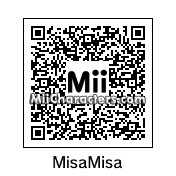 QR Code for Misa Amane by princessmaddie