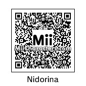 QR Code for Nidorina by Hexicune