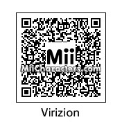 QR Code for Virizion by Hexicune