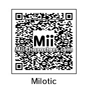 QR Code for Milotic by Hexicune