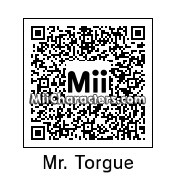 QR Code for Mr. Torgue High-Five Flexington by Brunosky Inc