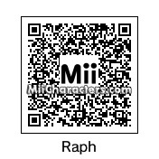 QR Code for Raphael Hamato by randomgurl