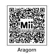 QR Code for Aragorn by rhb