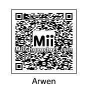 QR Code for Arwen by rhb