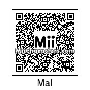QR Code for Mal Reynolds by Andy Anonymous
