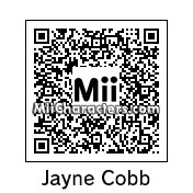 QR Code for Jayne Cobb by Andy Anonymous