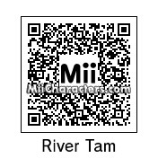 QR Code for River Tam by Andy Anonymous