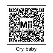 QR Code for Cry Baby by Chase2183