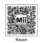QR Code for Raven by Chase2183
