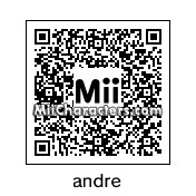 QR Code for Andre Harris by randomgurl