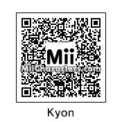 QR Code for Kyon by Duckofawesome