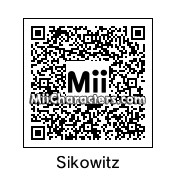 QR Code for Erwin Sikowitz by randomgurl