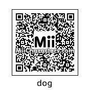 QR Code for Dog by Chase2183