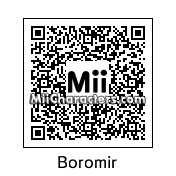 QR Code for Boromir by rhb
