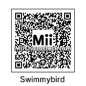 QR Code for Swimmingbird by Chase2183