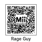 QR Code for Rage Guy by NASisawesome10