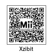 QR Code for Xzibit by J1N2G