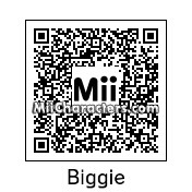 QR Code for The Notorious B.I.G. by J1N2G