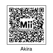 QR Code for Akira by M T T