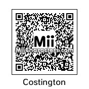 QR Code for Mr. Costington by M T T