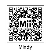 QR Code for Mindy Simmons by M T T