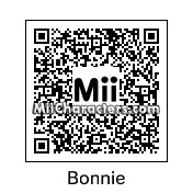 QR Code for Bonnie the Bunny by Ik3A