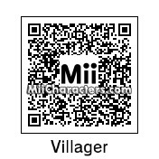 QR Code for Villager by Master Core