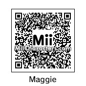 QR Code for Maggie Greene by randomgurl