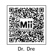 QR Code for Dr. Dre by St. Patty