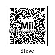 QR Code for Steve by X325